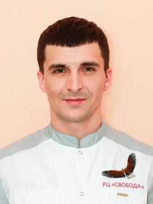Роговской Яков Андреевич Координатор социального центра