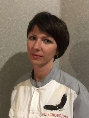 Бышовец Анна Валерьевна  Арт-терапевт  Гештальт терапевт